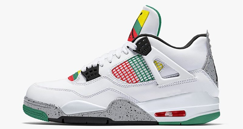 Air Jordan 4 Do the Right Thing Release