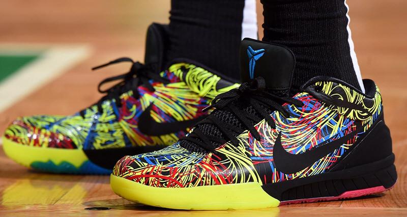 Nike Kobe 4 Protro Wizenard Release