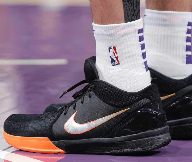 Image result for Nike Kobe 4 Protro PE devin