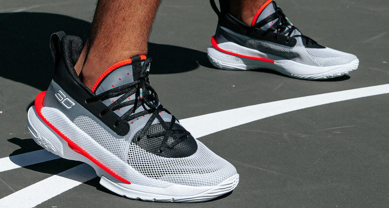 An On Foot Look at the All New Under Armour Curry 7 | Nice Kicks