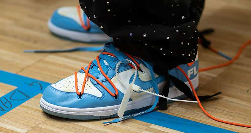 Off-White x Nike Sneaker Collaborations