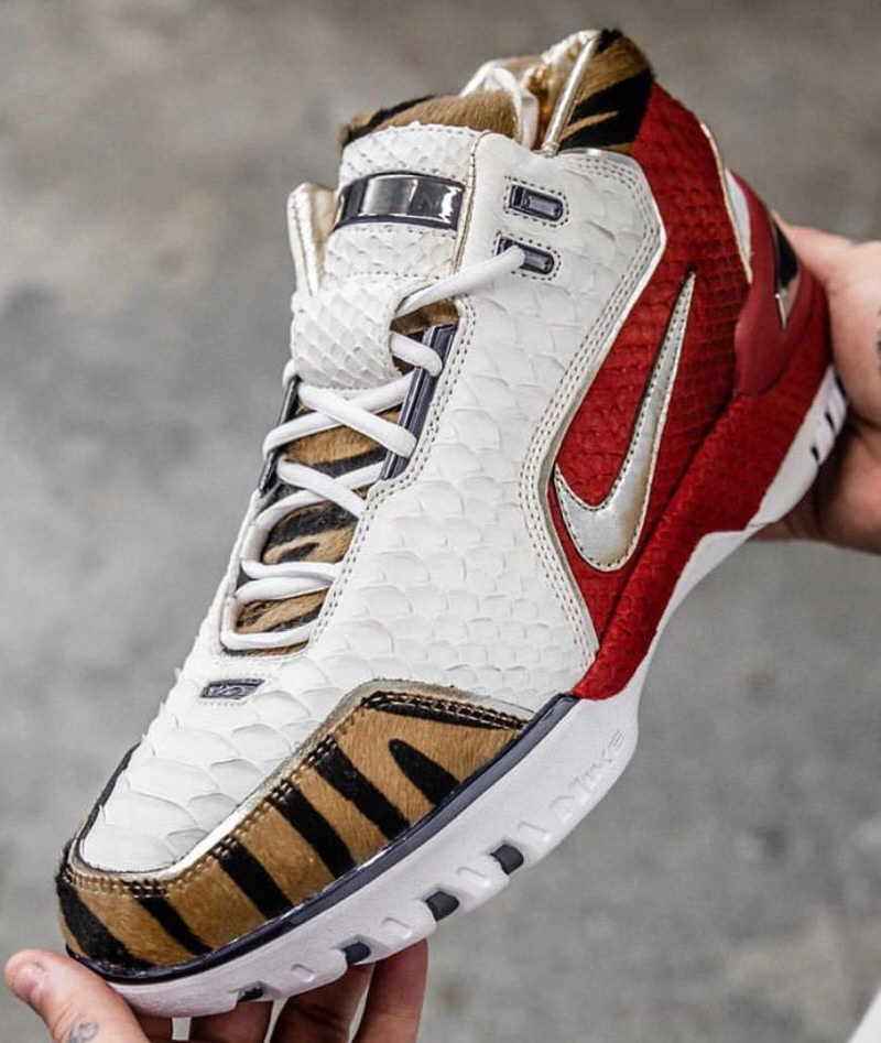 Nike Luxury LeBrons Come to Life on