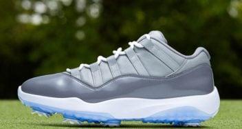 Air Jordan 11 Cool Grey Golf