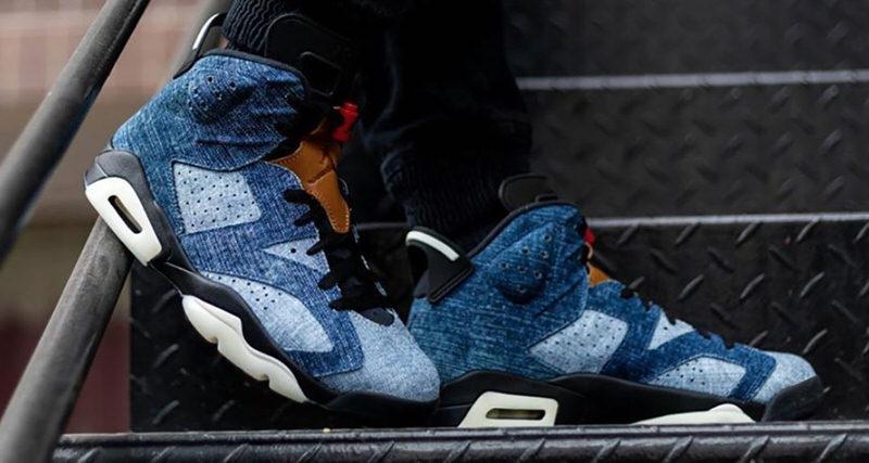 air max 1 on feet jeans