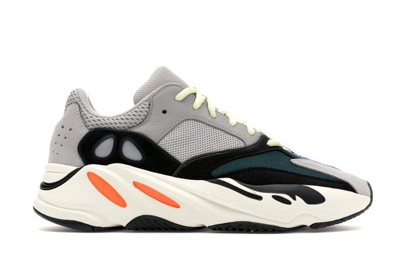 Yeezy Wave Runner. Lucki's Favorite shoe