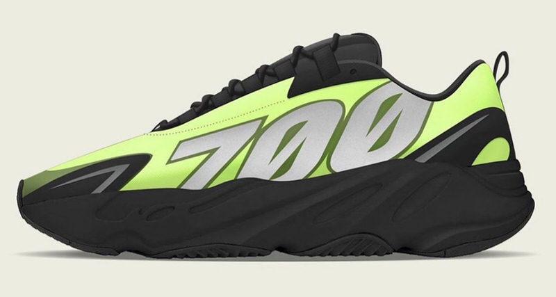Adidas Yeezy Boost 700 Mnvn Phosphor Release Date Nice Kicks