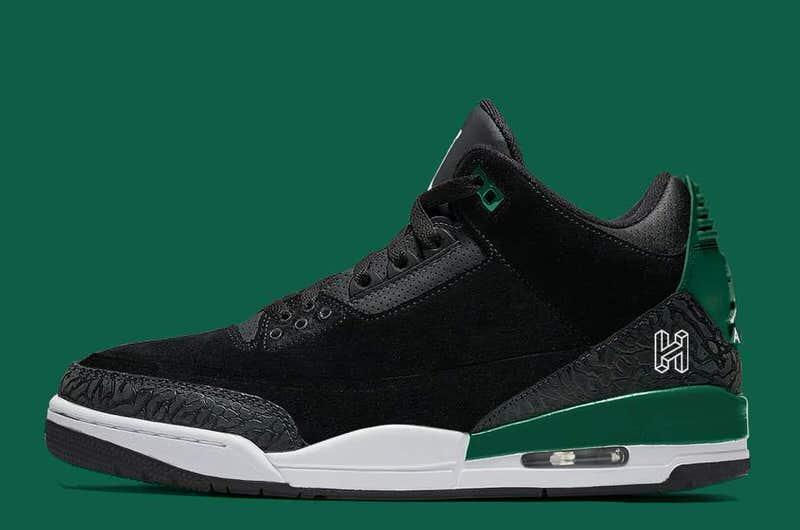 Air Jordan 3 Gorge Green Release Date