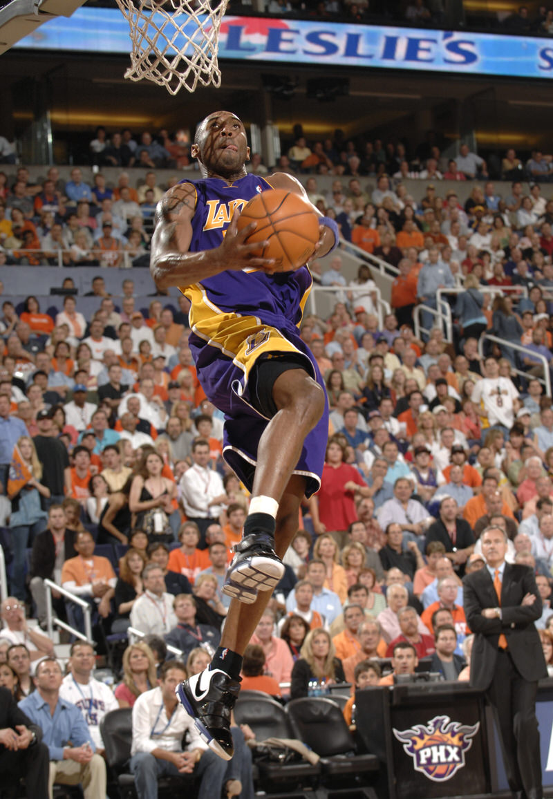 How the Nike Kobe Line Technically Evolved with Each Model   Nice ...