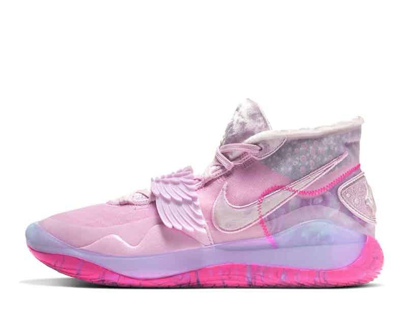 Nike KD 12 Aunt Pearl Brings Back the