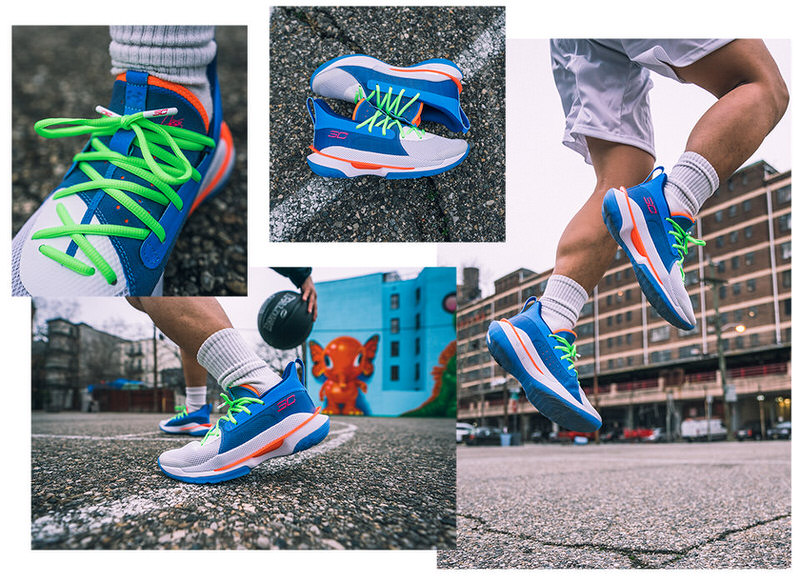 NERF x Under Armour Curry 7 Super Soaker