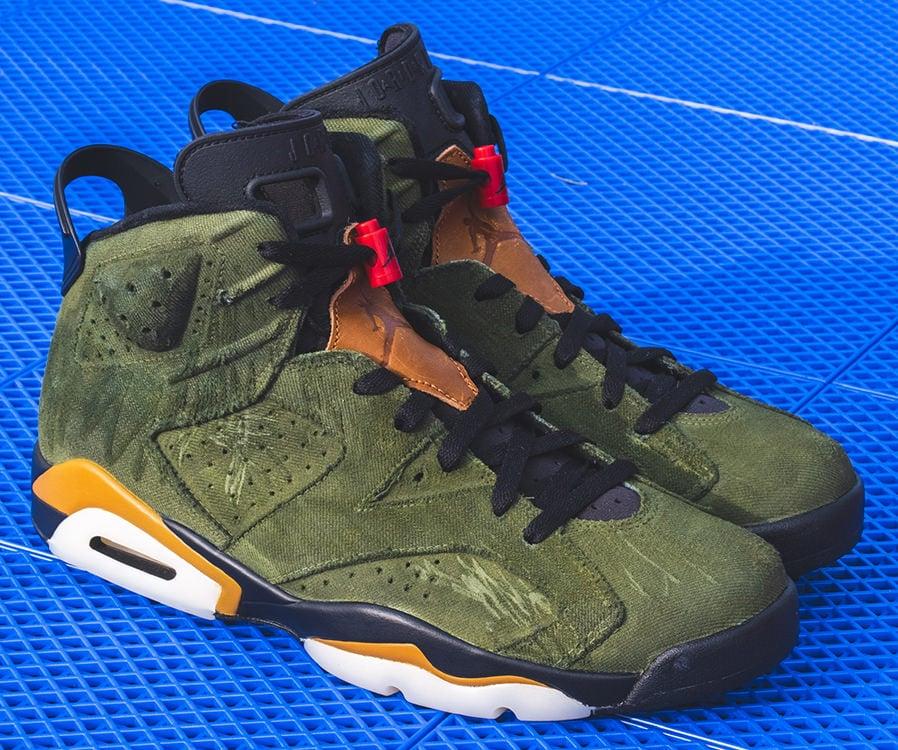 Custom Air Jordan 6 \