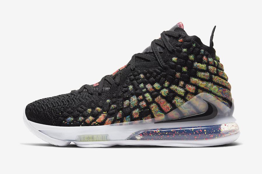 """Nike LeBron 17 """"James Gang"""""""