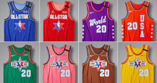 Jordan Brand and Nike Basketball Unveil 2020 NBA All-Star Weekend Uniforms