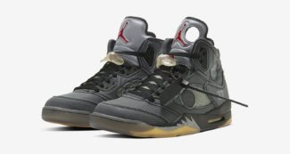Off-White x Air Jordan 5 Official Images