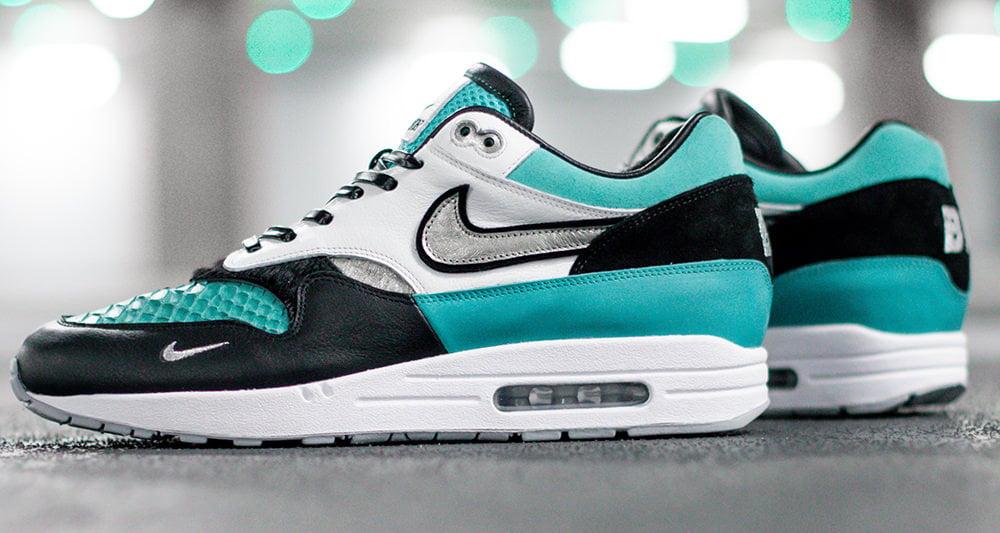 Bespoke Nike Air Max 1 Shines Bright