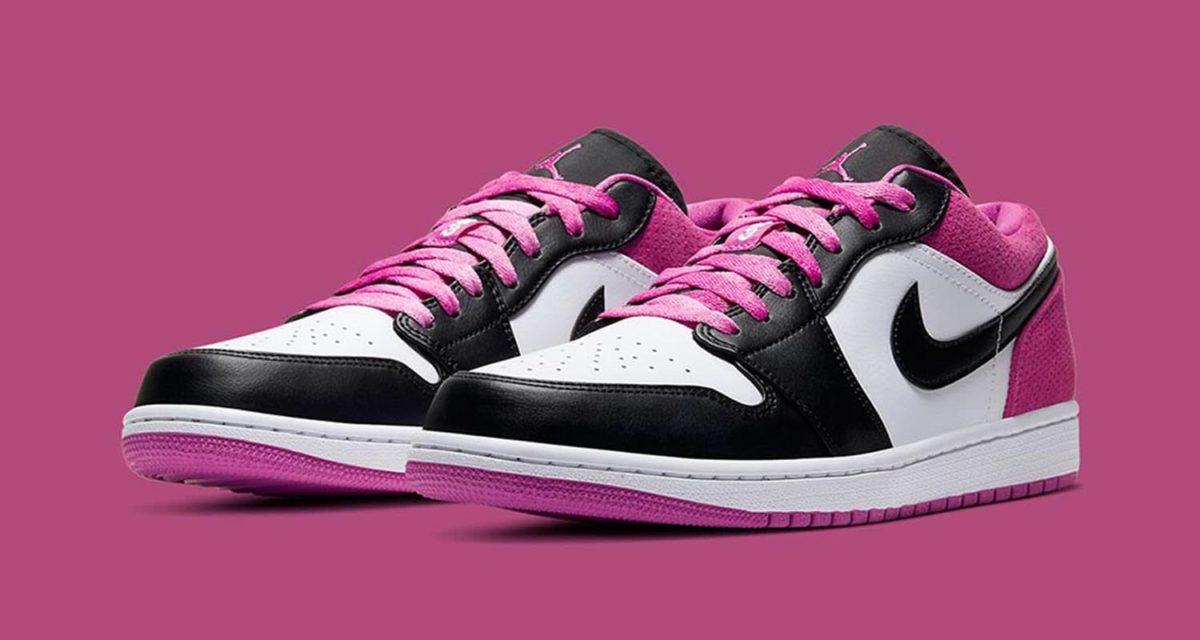 The Air Jordan 1 Low \