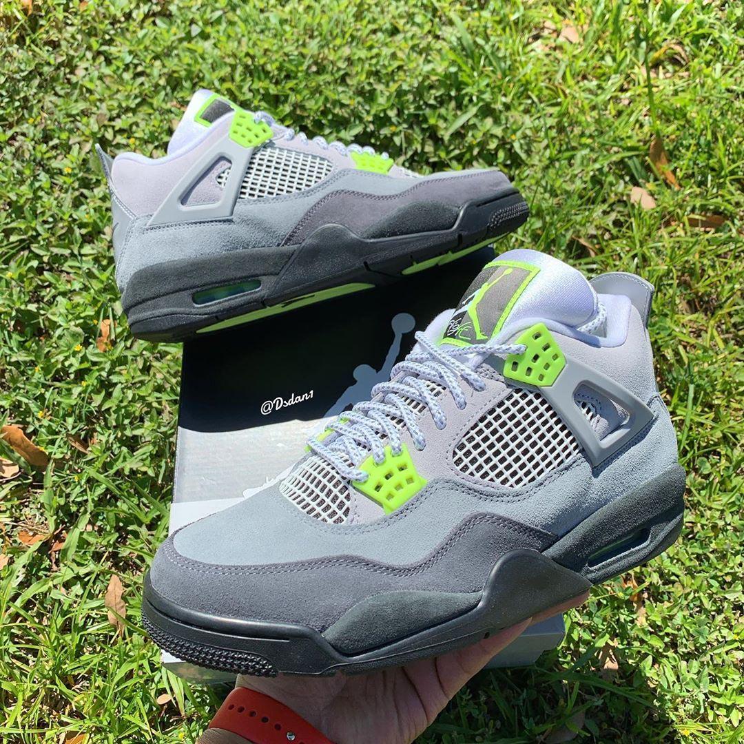 Air Jordan 4 Retro SE \