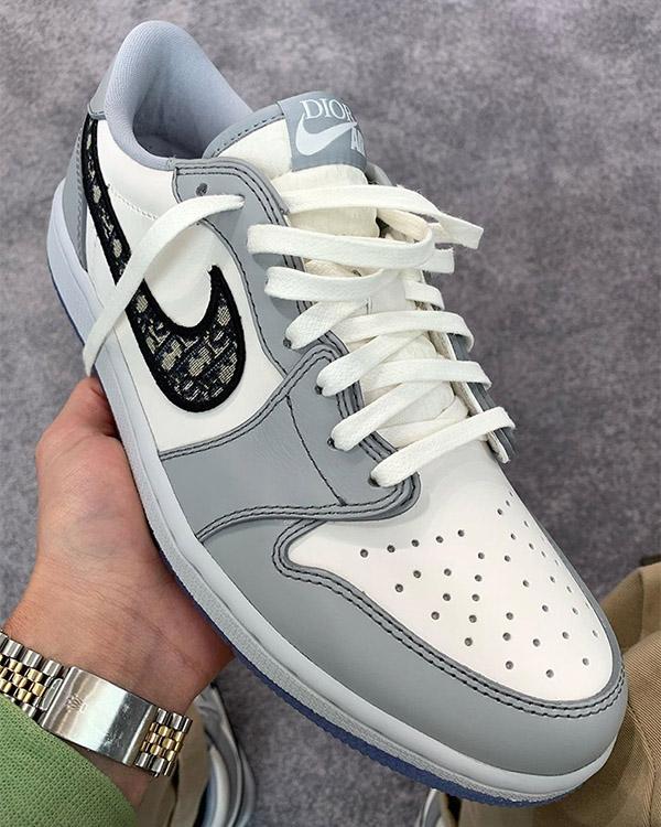 Dior x Air Jordan 1 Low