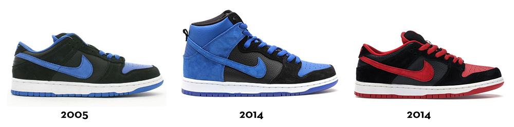 Nike SB J-Pack Dunks (OG colors)