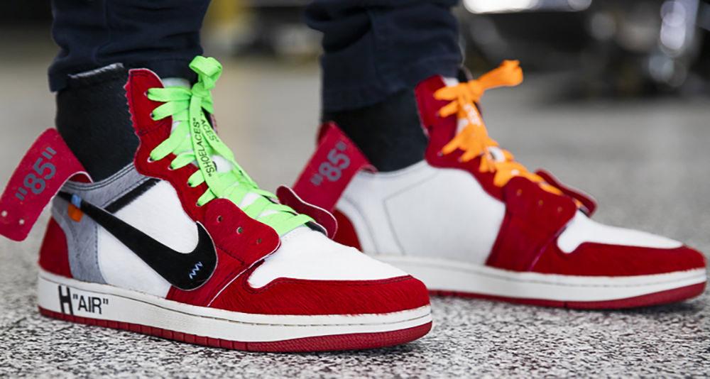 Custom OFF-WHITE x Air Jordan 1 Gets a