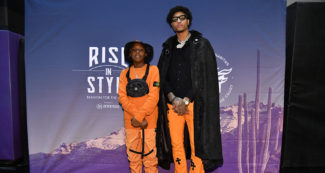 How the Phoenix Suns Unite the Valley with its Inaugural Rise In Style Fashion Show