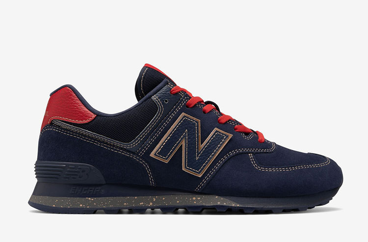 New Balance 574 - Black History Month