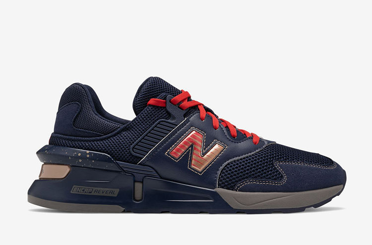New Balance 997S - Black History Month