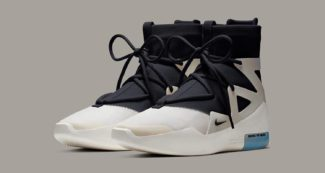 "Official Look // Nike Air Fear of God 1 ""String"""