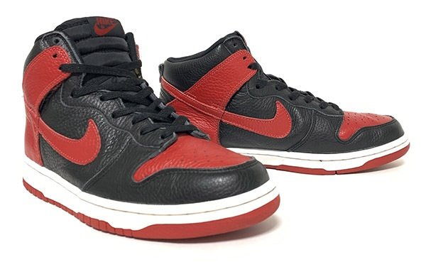 "Nike Dunk High ""Jordan Dunks"" from 2000"