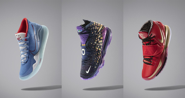 Nike Unveils their NBA All-Star 2020