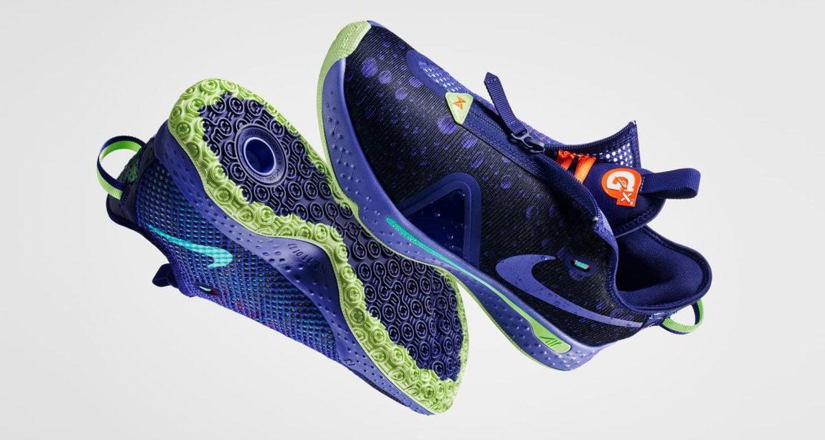 Gatorade x Nike PG 4 Release Date 2020