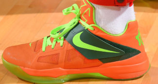 The 10 Best Kicks On Court This Week