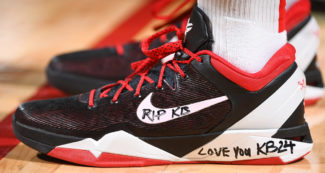 PJ Tucker Honors the Late Kobe Bryant with a Rare Nike Kobe 7