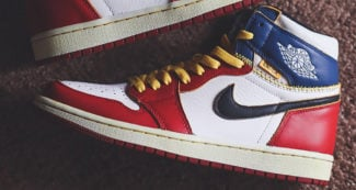 Union x Jordan Inspires a Custom Air Jordan 1