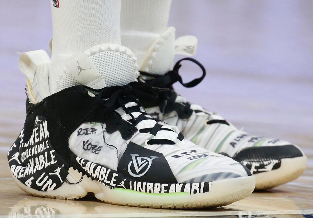 Custom Jordans by Sierato