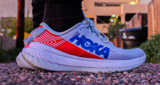 How the Hoka One One Carbon X is a Runner's Delight