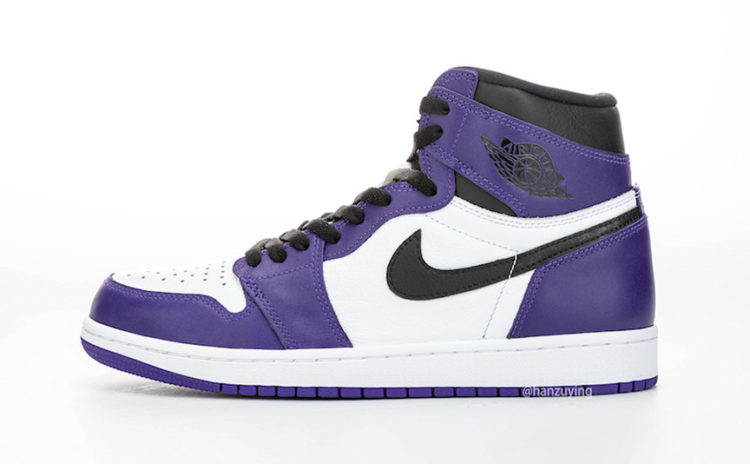 Air Jordan 1 High OG Court Purple 555088-500