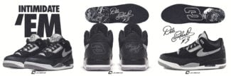 Dale Earnhardt Custom Air Jordan 3 is Daytona Ready