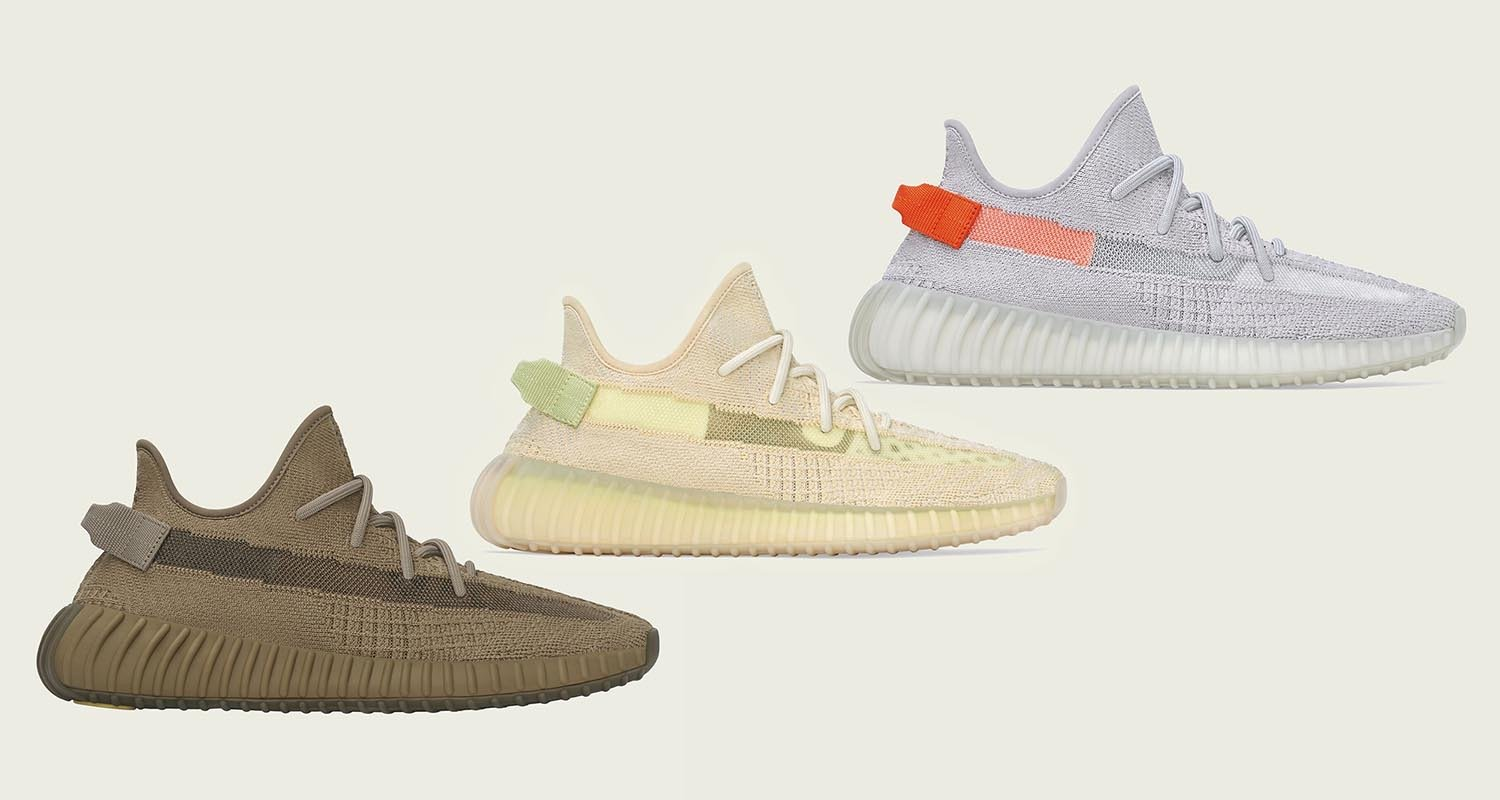 Upcoming adidas Yeezy Boost 350 v2 Goes