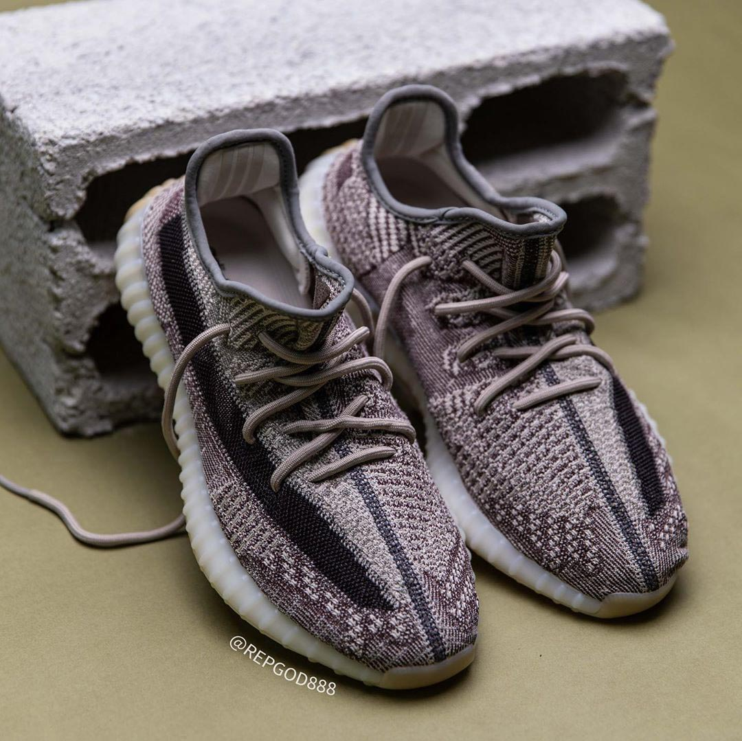 """Detailed Look At The adidas Yeezy Boost 350 v2 """"Citrin"""""""