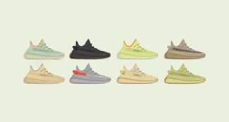 Every adidas Yeezy Release for 2020