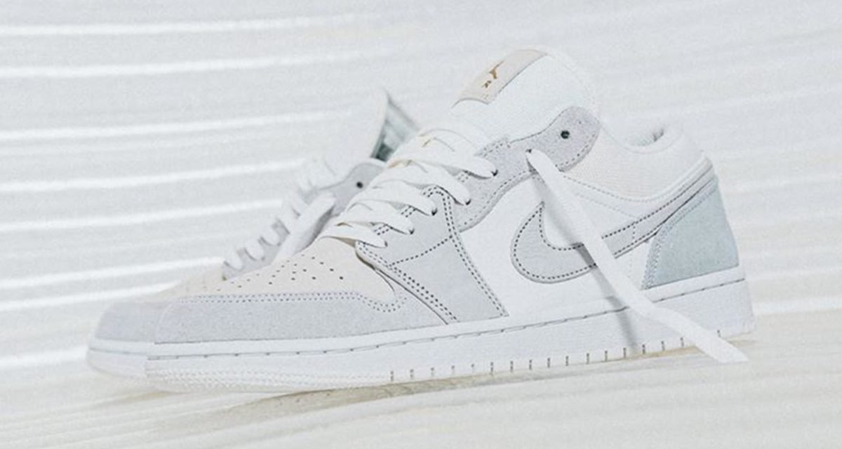 A Closer Look at the Air Jordan 1 Low