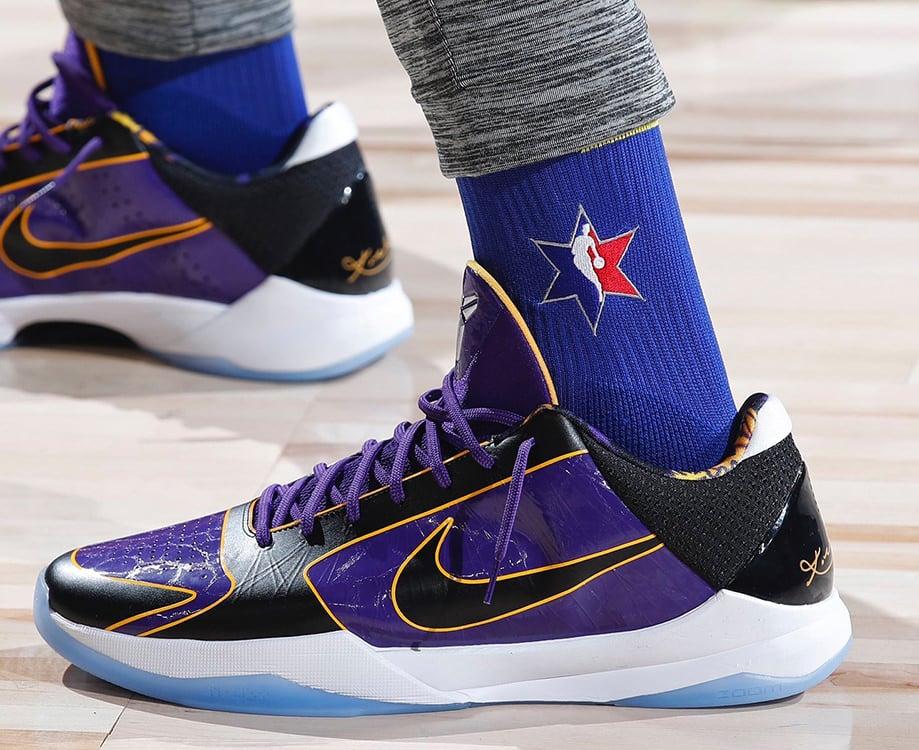 """Nike Zoom Kobe 5 Protro """"Lakers"""" CD4991"""