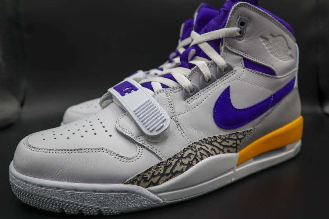 Custom Jordan 312 Honors Gigi and Kobe