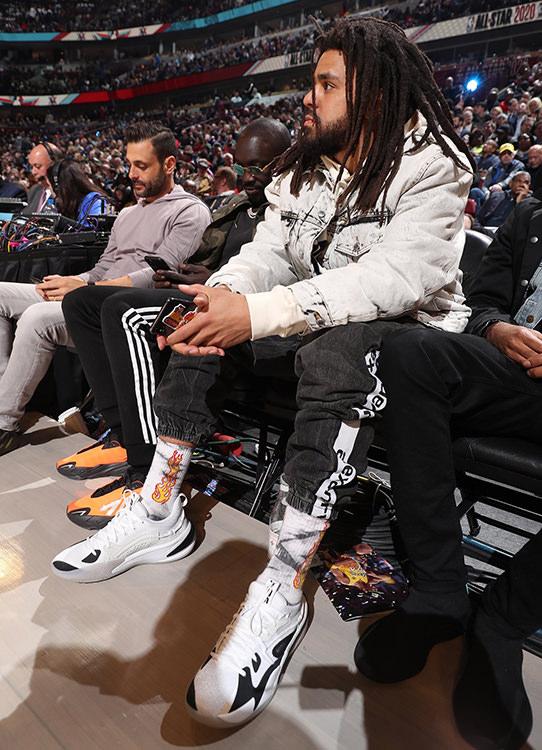 Is This J Cole S Signature Shoe With Puma Nice Kicks