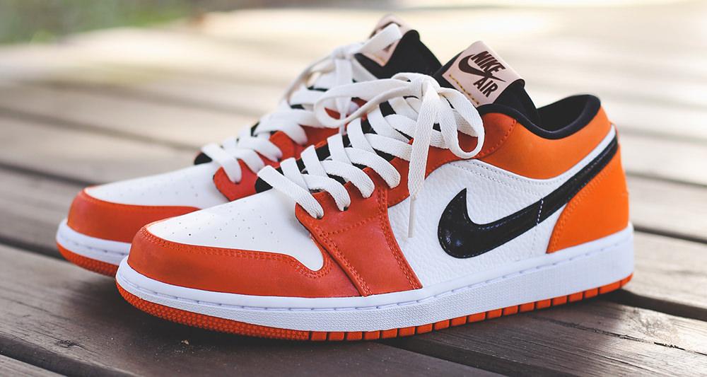 Custom Air Jordan 1 Low \