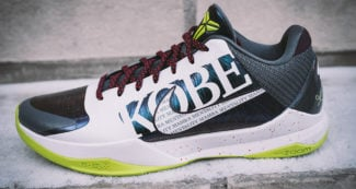 Custom Nike Zoom Kobe 5 Protro Honors Gigi and Kobe Bryant
