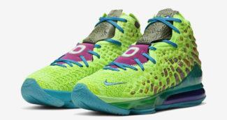 "Official Look // Nike LeBron 17 ""Mr. Swackhammer"""