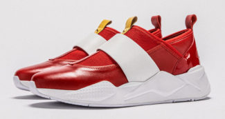 The Shoe Surgeon and PUMA Bring Sonic The Hedgehog to Life