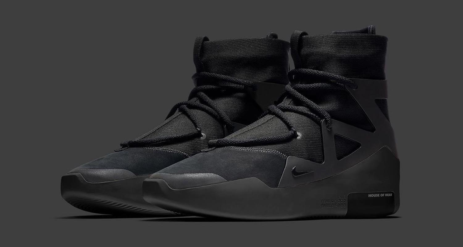 Nike Air Fear Of God 1 Gets the \